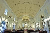 聖アントニオ 白く美しい