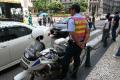 警官、YAMAHAのバイクだった.jpg