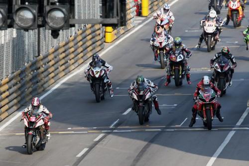 マカオグランプリ報告、MotoGP編