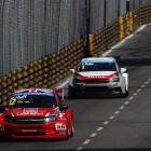WTCC 2014 Macau Huff Muller